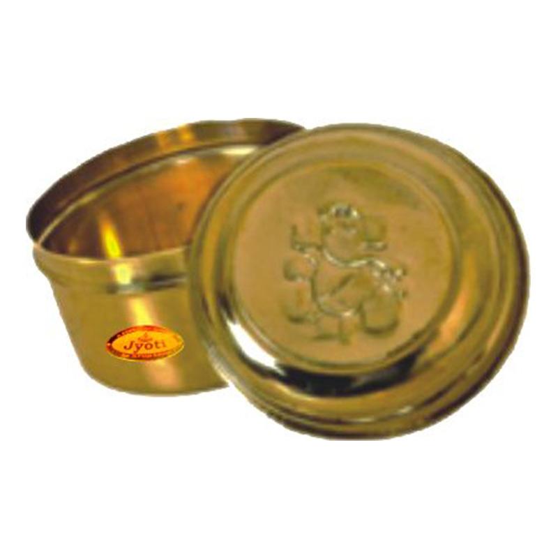 Brass Dabbi Rimzim