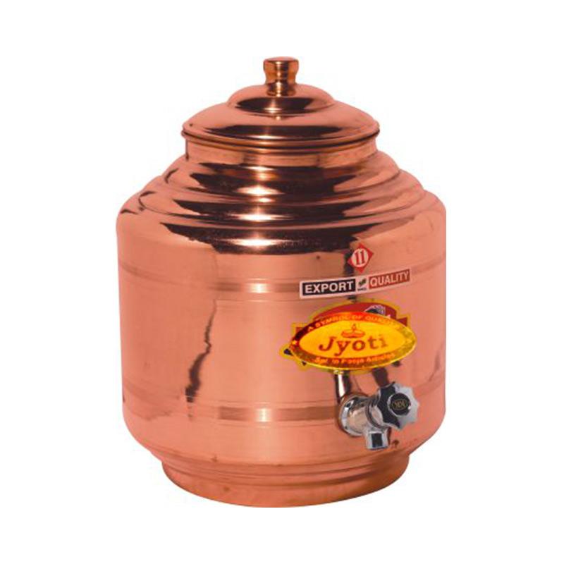 Copper Matka Pavali Cm