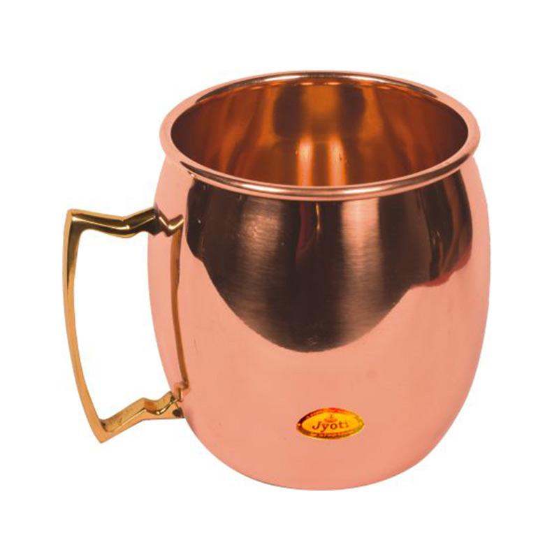 Copper Mug Plain Sw Cm